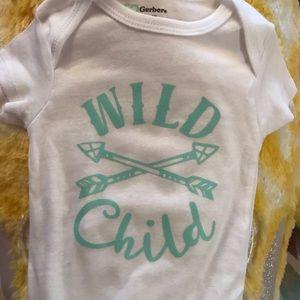 Wild Child Graphic Bodysuit